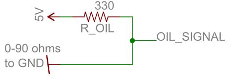 Oil schematic