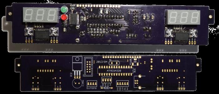Display PCBs